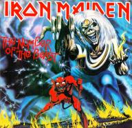 Iron Maiden Number Of The Beast - Click For Details